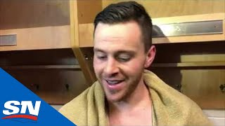 Jonathan Marchessault Sounds Off on Referees After Game 7 Loss To Sharks by Sportsnet Canada