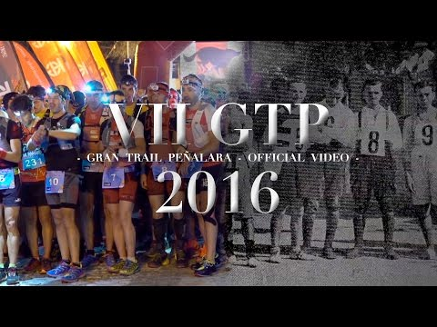 Gran Trail Peñalara 2016 - video oficial