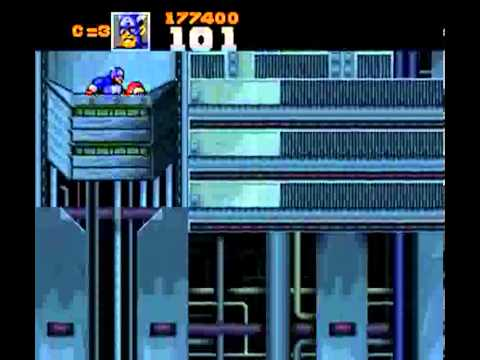 captain america and the avengers super nintendo download