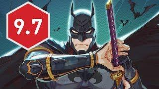 Video Batman Ninja Review (2018) - WonderCon MP3, 3GP, MP4, WEBM, AVI, FLV Juni 2018