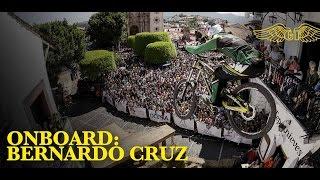 On Board: Bernardo Cruz @ Taxco Urban Downhill - YouTube