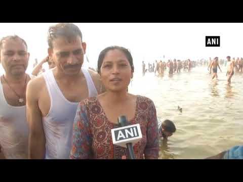 العرب اليوم - شاهد: الهندوس يحتفلون بمهرجان ماكار سانكرانتي