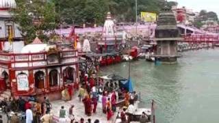Haridwar India  city pictures gallery : VISIT TO HARIDWAR - THE HOLI CITY