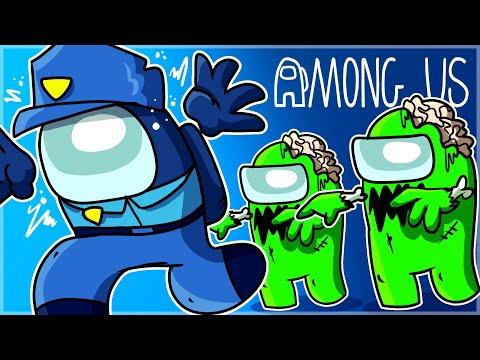 NOWY TRYB W AMONG US? *Zombie*