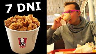 Video 7 DNIOWA DIETA KFC - CO SIĘ STANIE?! MP3, 3GP, MP4, WEBM, AVI, FLV Juni 2018