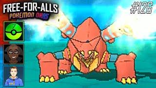 Pokémon Omega Ruby & Alpha Sapphire FFAs #126 Feat. TrueGreen7, Patterrz & JayYTGamer by King Nappy