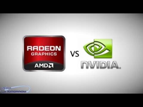 nvidia - AMD Vs NVIDIA Choosing The Right GPU Get the latest NVIDIA PhysX Drivers http://www.nvidia.com/page/home.html Today's BEST PC Deals - http://amzn.to/TuT6R2 D...