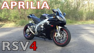4. Aprilia RSV4 R - Austin Racing Exhaust Sound