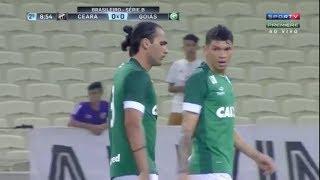 Júnior Viçosa vs Ceará  HD 720p  21/07/17  Away Individual Highlights de Junior Viçosa em sua estreia pelo Goiás, diante do...