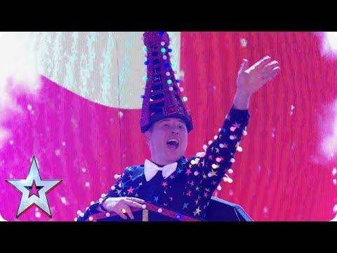 David Walliams' Best Moments | Britain's Got Talent 2018 (видео)