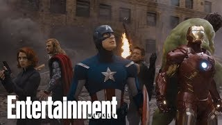 Nonton  Avengers 4  Will Be A    Finale    For The Mcu  Marvel Boss Says   News Flash   Entertainment Weekly Film Subtitle Indonesia Streaming Movie Download