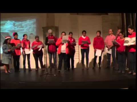 Adriana Batista - Lectura - La canción del pastorcito