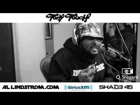 Schoolboy Q freestyles on Shade 45