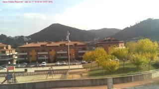 Timelapse 17-10-2015 Santa Eulalia de Riuprimer
