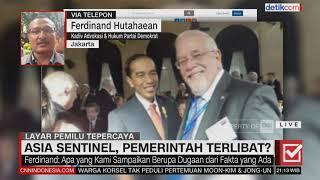 Video Asia Sentinel, Pemerintah Terlibat? Ferdinand Hutahean, Kadiv Advokasi & Hukum Partai Demokrat MP3, 3GP, MP4, WEBM, AVI, FLV September 2018