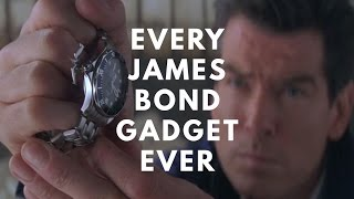 Video Every James Bond Gadget. Ever. MP3, 3GP, MP4, WEBM, AVI, FLV Mei 2019