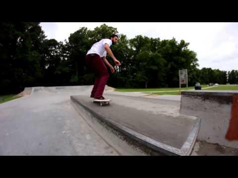 Hunter Heri @ Bennit's Creek Skatepark