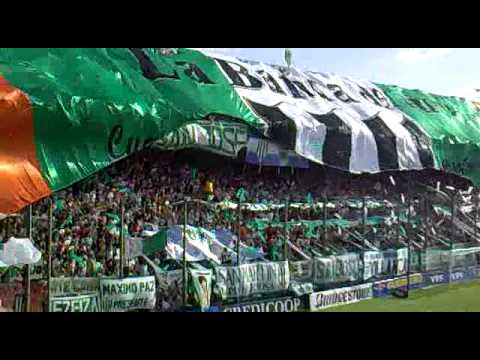 Salida de Banfield vs Lanushhhh.mp4 - La Banda del Sur - Banfield