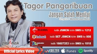 Video Tagor Pangaribuan - Jangan Salah Menilai (Official Lyric Video) MP3, 3GP, MP4, WEBM, AVI, FLV September 2018