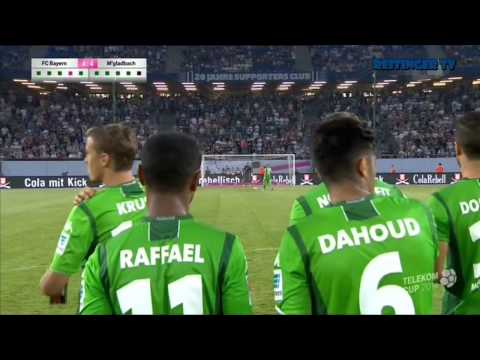 Cup - Telekom Cup 2014 | FC Bayern vs. Gladbach ▻ PLAYLIST: https://www.youtube.com/playlist?list=PLAxUyF8tqpKZOvK6L3gy2IJk5E50UlgCX&action_edit=1 ▻ ABBONIEREN:https://www.youtube.com/channel/UCH...