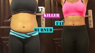 If you want to know how to lose belly fat fast at home, then this video is a must watch for you. In this video, I showed 12 fat burner abs workout. These workouts will really help you get rid of tummy fat and lose extra belly fat usually common women. This to me is like one of the fastest way to lose belly fat, by exercising. Though there are other ways, but exercising is faster.How To Get Rid of Belly Fat in 7 Days Without Going To The GymI hope you like the video? PLEASE like, subscribe and share the video.Please Subscribe here: https://www.youtube.com/channel/UCRgJ8GxFbAHM_XGgwVzhYjg?sub_confirmation=1Also, let me know in the comment box below, if you tried any of them.ME:Hi, Am Abigail Ekweghi, welcome to my channel. I make videos every Mondays on fitness, fashion, Beauty, life style and random topics that interest me. Am glad to have you and thanks for watching my videos. You can also leave suggestion on video you want, I will be glad to do them.Connect with me on my social platform Instagram, Facebook, and Twitter with the links below, I will love to hear from you.https://www.instagam.com/abigailekwegi https://www.twiter.com/abigailekweghi https://www.facebook.com/abigailekweghi Email: abigailekweghi@gmail.com …………………………………………………………………………………………………………………………..Last workout video link 3 Easy Exercises for Wider Hips: https://www.youtube.com/watch?v=GELE-Va4EhI&list=PLkCJ3mTJsKVraLheaZbNfSAmsOT_MCMCO Watch my other Videos:7 proven workouts for bigger butt: https://youtu.be/pHMp6LdU7o8Makeup Tutorial: https://www.youtube.com/watch?v=-zzWbvuVBTo&list=PLkCJ3mTJsKVoukSdHZl3Ds4vaJ9IZrGRHEyebrow Tutorial: https://www.youtube.com/watch?v=27nRohtO3T8&list=PLkCJ3mTJsKVoukSdHZl3Ds4vaJ9IZrGRH12 Easy Hairstyles for Long hair: https://www.youtube.com/watch?v=VaQpWNeZc-I&list=PLkCJ3mTJsKVoukSdHZl3Ds4vaJ9IZrGRH&index=1How to make wig with lace closure in 20 minutes: https://www.youtube.com/watch?v=GaQ9GuuHa_o&index=1&list=PLkCJ3mTJsKVoukSdHZl3Ds4vaJ9IZrGRHHow to remove blackheads