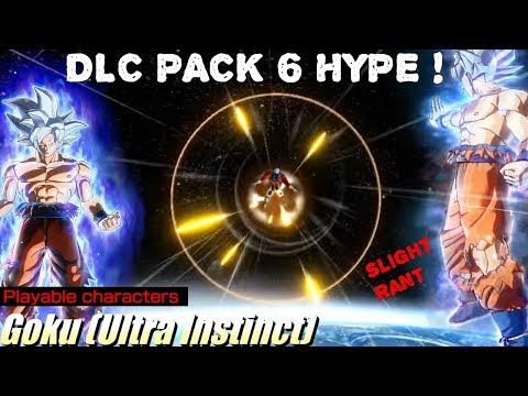 DLC Pack 6 Looks Amazing ! BUT ....... RANT ! (видео)