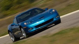 2008 Chevrolet Corvette - First Drive Review - CAR And DRIVER