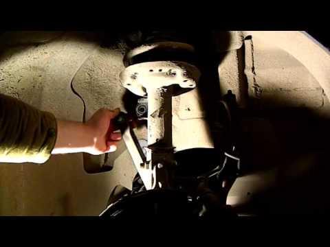 Стойка стабилизатора передняя опель зафира снимок