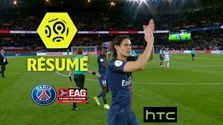 Video Paris Saint-Germain - EA Guingamp (4-0)  - Résumé - (PARIS - EAG) / 2016-17 MP3, 3GP, MP4, WEBM, AVI, FLV Juni 2017