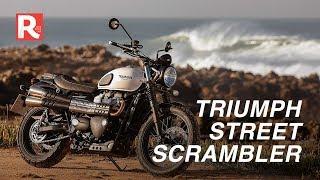4. Triumph Street Scrambler 2019, la prova della nuova modern classic inglese