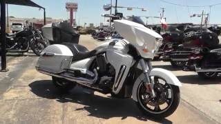 7. 006192 - 2012 Victory Cross Country Tour - Used motorcycles for sale