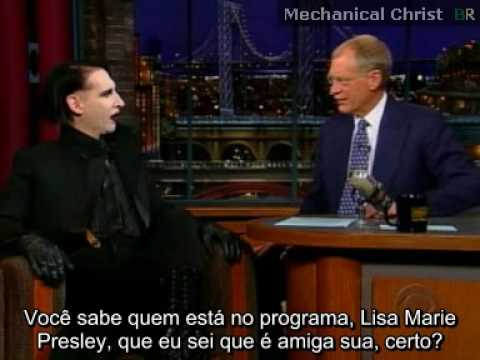 Letterman 2003 (Legendado)