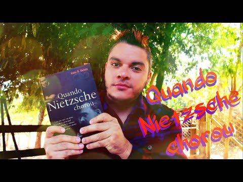 Quando Nietzsche chorou | #085 Li e adorei