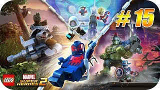 LEGO Marvel Super Heroes 2  Gameplay Español  Capitulo 15  TorgNado Xbox One X