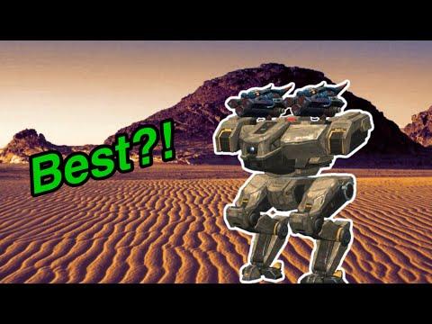 Insane Nemesis With Cryo - War Robots Gameplay WR