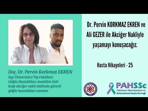 Hasta Hikayeleri - Doç. Dr. Pervin Korkmaz Ekren ve Ali Gezer - 25 - 2021.02.02