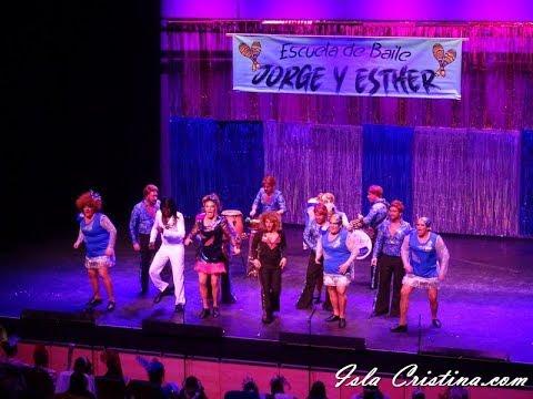Murga «Jorge y Esther» (Isla Cristina) – Preliminares.