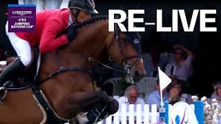 RE-LIVE | Longines FEI Jumping Nations Cup™ | St. Gallen (SUI) | Longines Grand Prix