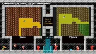 Video VReznor vs feasel.  Zelda II 100% All Keys Tournament MP3, 3GP, MP4, WEBM, AVI, FLV Desember 2018