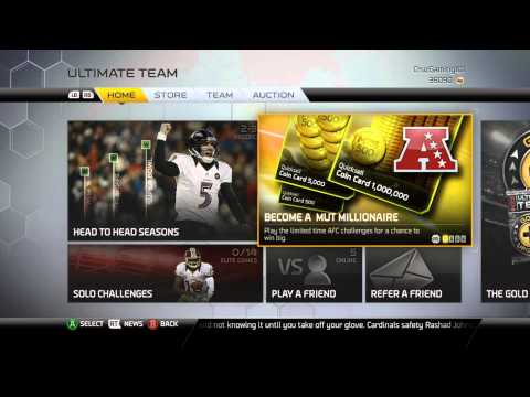 Madden 25 Ultimate Team-How To Make Coins Method #1-Ep.12