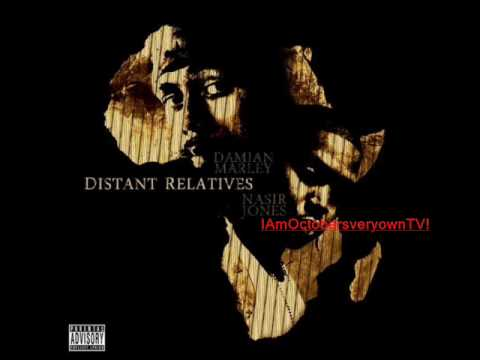 Nas & Damian Marley Ft. K'Naan - Africa Must Wake Up