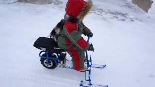 Снегокаты с мотором своими руками фото
