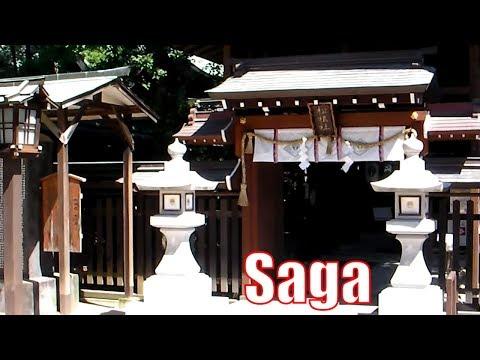Saga 佐賀県 はなわ Hanawa Song(HD)
