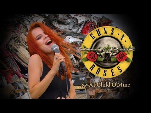 "Guns N' Roses  ""Sweet Child O' Mine"" Cover by Andrei Cerbu"