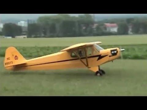 Piper J-3 Cub 1/4, I.