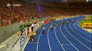 Video Usain Bolt - 200m Final - New WR 19,19 sec !!! (HQ) MP3, 3GP, MP4, WEBM, AVI, FLV Januari 2019