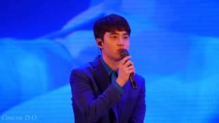 160401 Sing For You in 롯데월드 시크릿나이트 (D.O. ver)