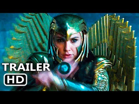 WONDER WOMAN 2 Official Trailer NEW 2020 Gal Gadot Wonder Woman 1984