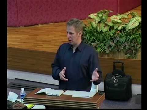 Holiness 2- Raymond Woodward Part 14 of 18