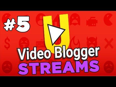 Video Blogger Story - СТРИМИМ В ИГРЕ!